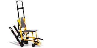 stryker 6252 stair chair refurbished coast biomedical equipment