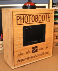 photo booth enclosure raspberry pi photo booth drumminhands design