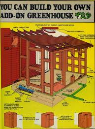 home greenhouse plans 16 diy attached home greenhouses