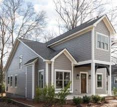 the perfect paint schemes for house exterior gauntlet gray trim