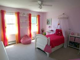 Little Girls Bedroom Curtains Third Times A Charm The Evolution Of A Girls Bedroom