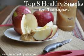 top 8 healthy snacks for teenagers healthy ideas for kids
