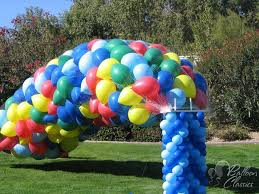 New Years Eve Balloon Decorations by Birthday Themes With Balloons Image Inspiration Of Cake And