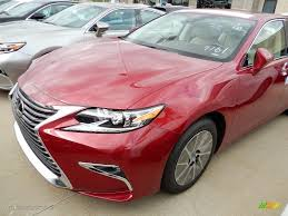 lexus matador red 2017 matador red mica lexus es 350 116554483 gtcarlot com car