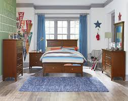 Twin Bedroom Set With Storage Casual Twin Bed With Storage Footboard By Standard Furniture