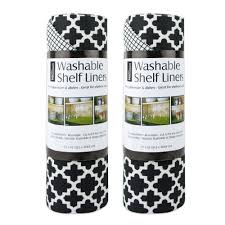 what is the best liner for kitchen cabinets dii non adhesive cut to fit machine washable shelf liner paper for cabinets kitchen shelves drawers set of 2 12 x 10 black lattice