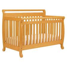 Emily Mini Crib Davinci Emily Mini Crib Oak Curtain Ideas