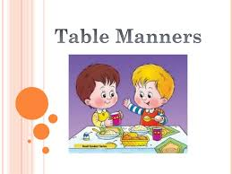 table manners ppt table manners powerpoint presentation id 3203057
