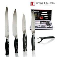 imperial kitchen knives imperial stainless steel kitchen steak knives ebay