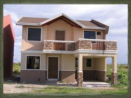 Home Designs Floor Plans In The Philippines 33 Beautiful 2 Storey House Photos