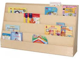 tidy books children u0027s front facing bookcase white bookcases