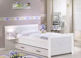 chambre rivage lit junior avec chevet 90x190 bébé sauthon rivage chambre bebe