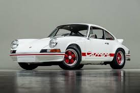 1973 porsche rs for sale 1973 porsche 911 rs touring german cars for sale