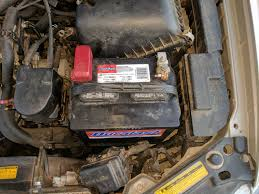 lexus rx330 memphis tn a couple notes on 1mz battery terminals engine lifting toyota