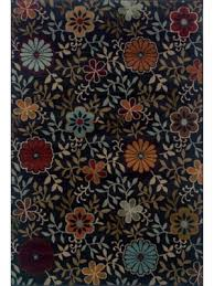 buy floral rugs and carpets online at discount price rugsville