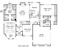 floor master bedroom house plans house plans with two master bedrooms home designs ideas