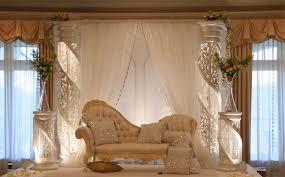 Tulle Wedding Decorations Wedding Decoration Best Muslim Wedding Decoration