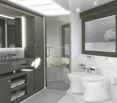 Galley Bathroom Design Ideas by Bed Bath Best Grey Bathroom Ideas For Home Interior Design Images