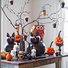 Home Decorations For Halloween by Bewitching Halloween Decorations Family Circle