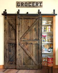 Hideaway Closet Doors Barn Door Decor Ideas Rustica Hardware