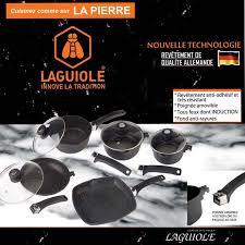batterie de cuisine laguiole licenciés partenaires simco casseroles poêles