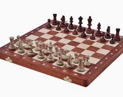 luxury chess set luxury chess set etsy