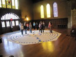 labyrinth wellesley college