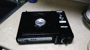 portable table top butane stove power is out have a backup plan mini portable butane gas tabletop