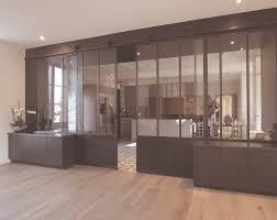 cuisine architecte architecture intérieur cholet nantes verrière acier cuisine