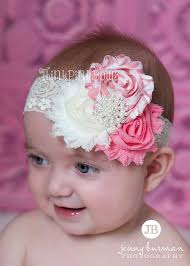 how to make baby flower headbands baby headbands picmia