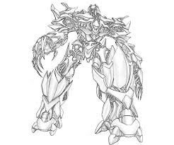 megatron coloring pages 8 images of transformers dark of the moon coloring pages