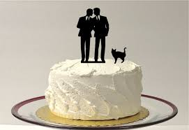 same wedding toppers made in usa wedding cake topper cat same mr mr