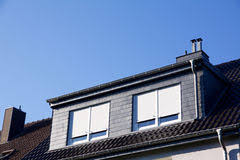House Dormer Home Roof House 2 Dormer Windows Stock Images 322 Photos