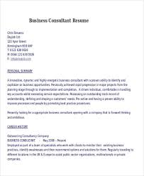 Business Consultant Resume Example by 25 Modern Business Resume Templates Free U0026 Premium Templates