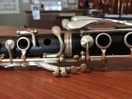 Buffet Crampon E11 by 28 Buffet Crampon E11 Buffet Crampon E11 Bb Clarinet Long