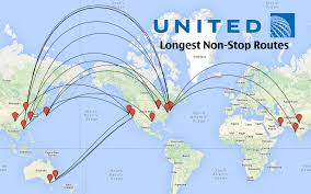 united airlines hubs top 14 longest united airlines flights in the world weekend blitz