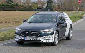 opel insignia trunk space opel insignia country tourer previews buick regal tourx