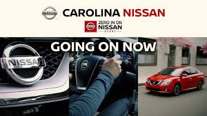 nissan rogue jeff wyler carolina nissan zero in on big savings youtube