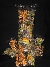 halloween sweet bags paradise kettle corn hawaii hand popped fresh salty sweet