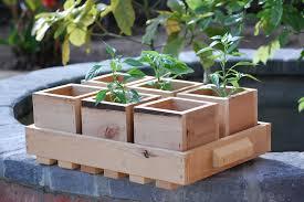 Eco Friendly Garden Ideas Handmade Garden Pot Holder Is For Apartment Living