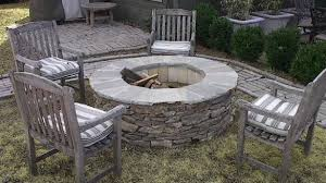 Firepit Stones Pits Lowes With Stones Amazing Fresh Pit Kit Guides Using