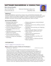 Best Qa Resume by Software On Resume Free Resume Example And Writing Download
