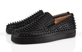 christian louboutin roller boat spikes sneakers freshness mag