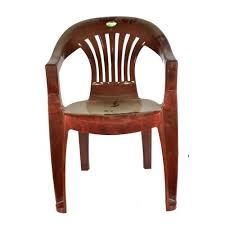 nilkamal nexus bright red cafeteria chair at rs 1600 piece