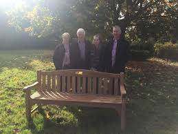 Garden Benches Bromsgrove The Late Cherry Robinson Is Honoured With Two Benches At The