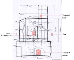 siheyuan floor plan does beijing need to slow down u2013 urban imagery vs true reality