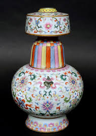 Buddhist Treasure Vase Vase That Owner Thought Was Worth A Few Hundred Quid Is Valued At