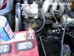 2004 ford ranger 4 cylinder how to replace a ford ranger fuel injector in 20 minutes fast n