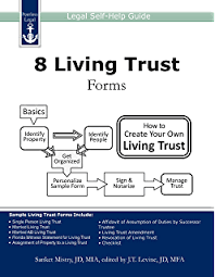 living trust template revocable living trust kindle edition by