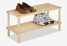 Small Shoe Bench by Shoe Storage Small Wood Shoe Racks Wooden Rack For Entryway Space